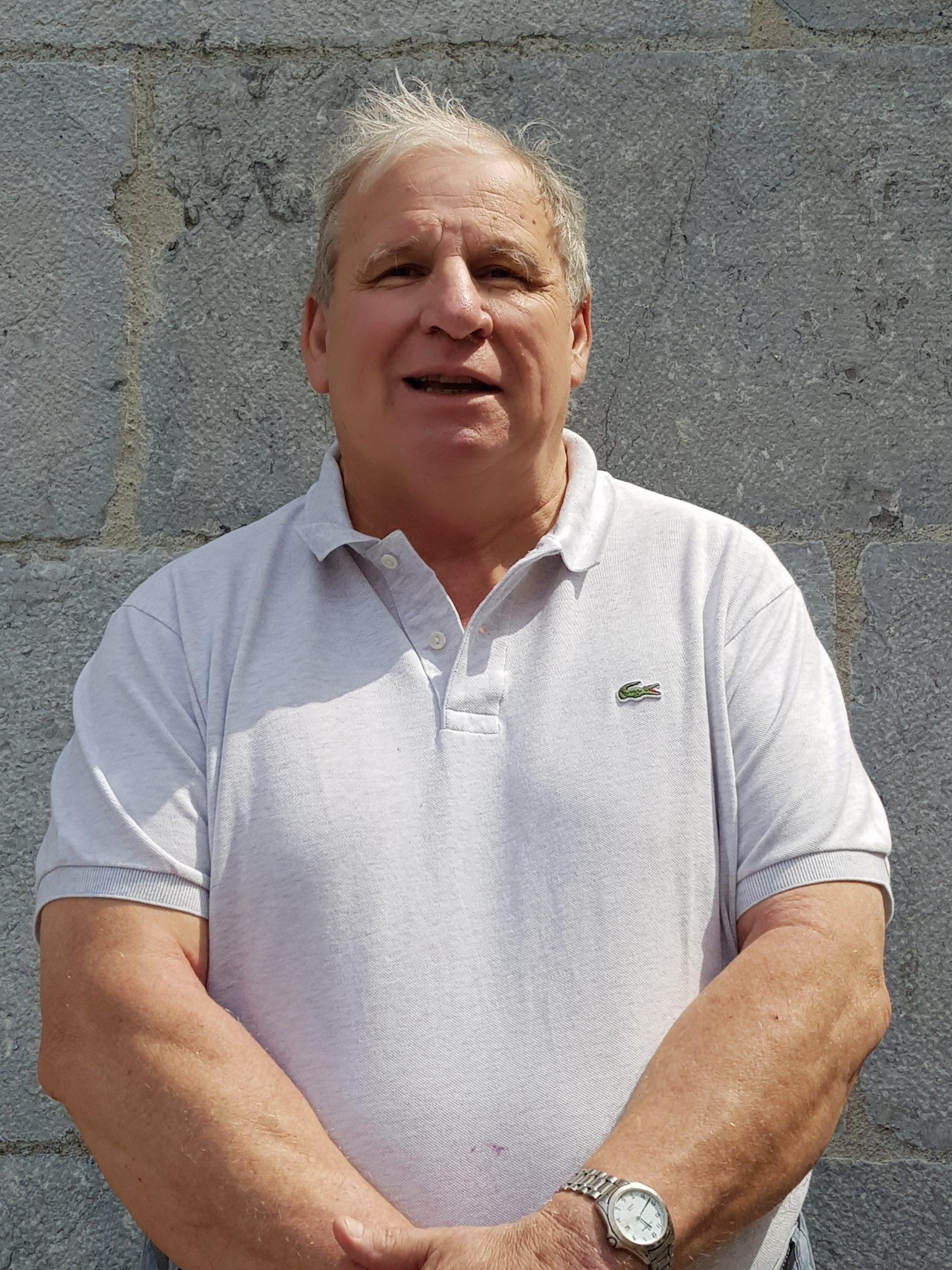 Pierre VAN SOËN